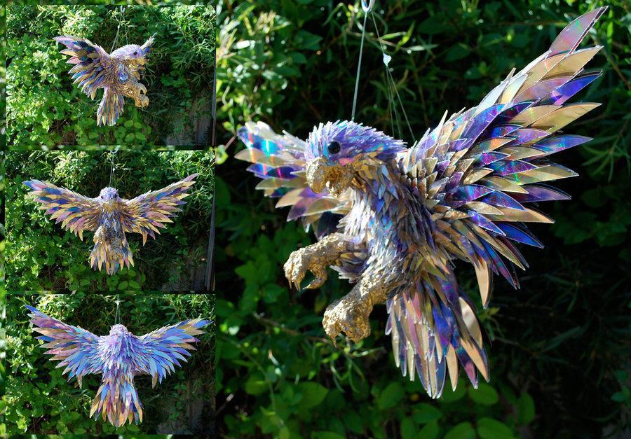 Peregrine Falcon by ~SeanAvery