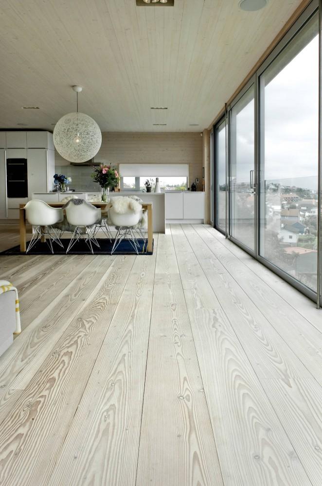 Light Wood Flooring | England House Plans Blog