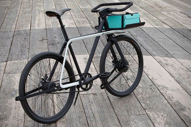 The Denny Bicycle Has Officially Been Crowned The E-Bike Of The Future