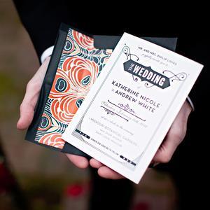 Hello Tenfold — eleanor wedding invitations