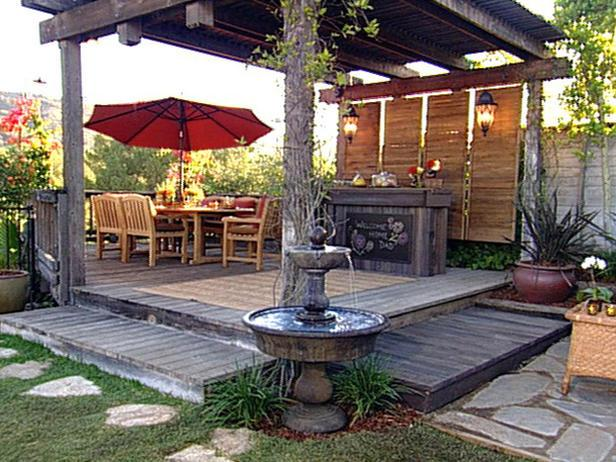 Dream Decks and Patios : Outdoors : Home & Garden Television