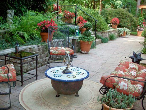 Patios and Decks We Love From Rate My Space : Outdoors : Home & Garden Television