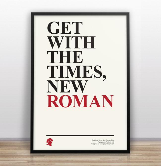 Gary Nicholson :: Portfolio :: Typography Jokes