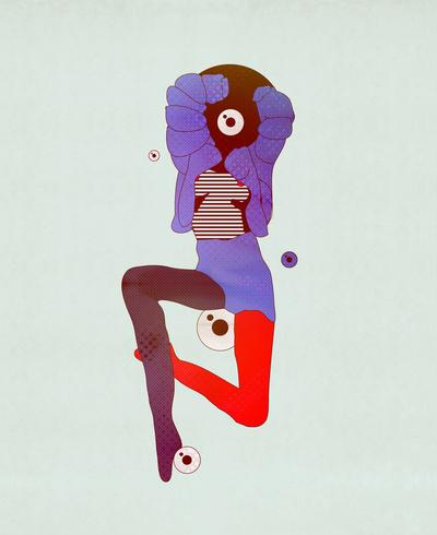 Alpha Art Print by Amy Martino | Society6