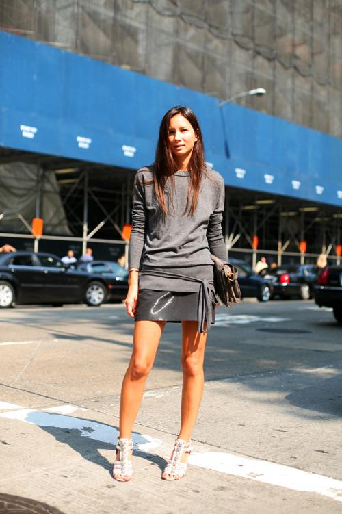 On The Street……..Ms. Melanie Huynh, New York City « The Sartorialist