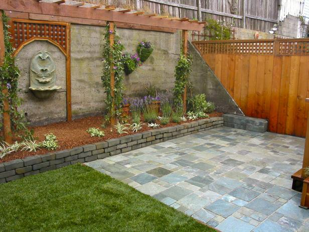Design Tips for Outdoor Spaces : Outdoors : Home & Garden Television