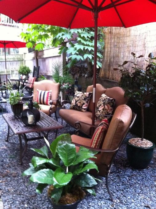 Our backyard oasis - Patios & Deck Designs - Decorating Ideas - HGTV Rate My Space