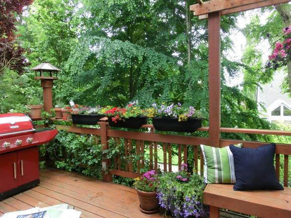 My Happy Place   Patios U0026 Deck Designs   Decorating Ideas   HGTV Rate My  Space