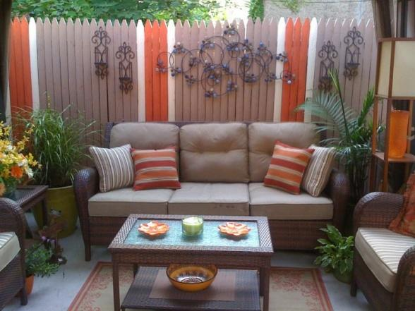 small inner city patio patios deck designs decorating ideas