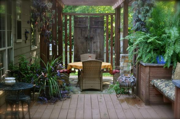 My daddy's design for the outside - Patios & Deck Designs - Decorating Ideas - HGTV Rate My Space