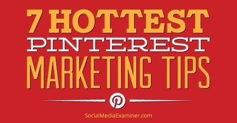 7 Pinterest Marketing Tips to Improve Your Visibility #Pinterest…
