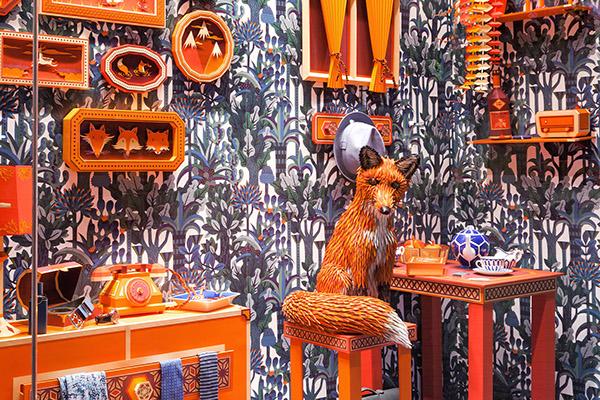 The Fox's Den