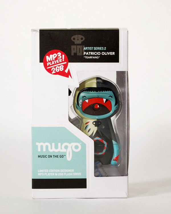 Tear Fang - Mugo Player on Toy Design Served