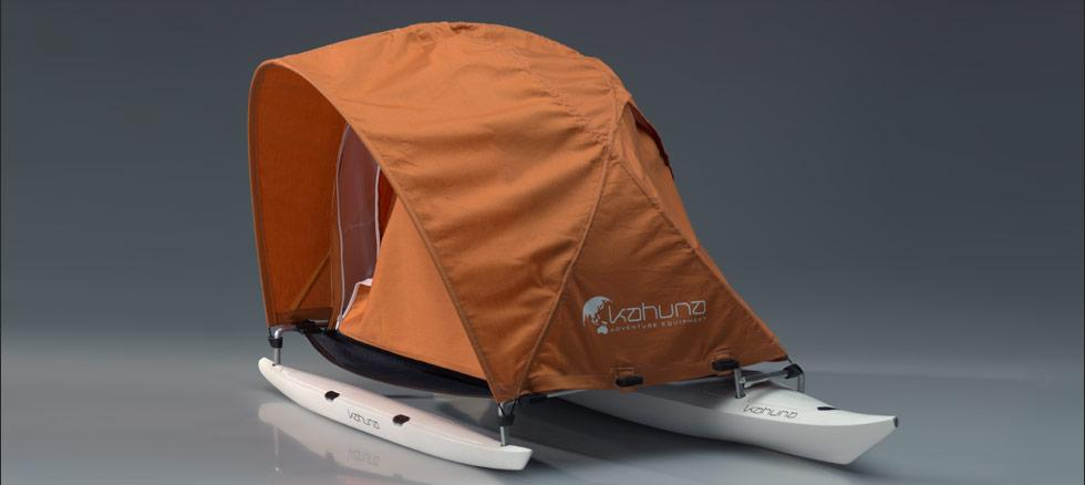 Kahuna – Adventure Equipment - Braun