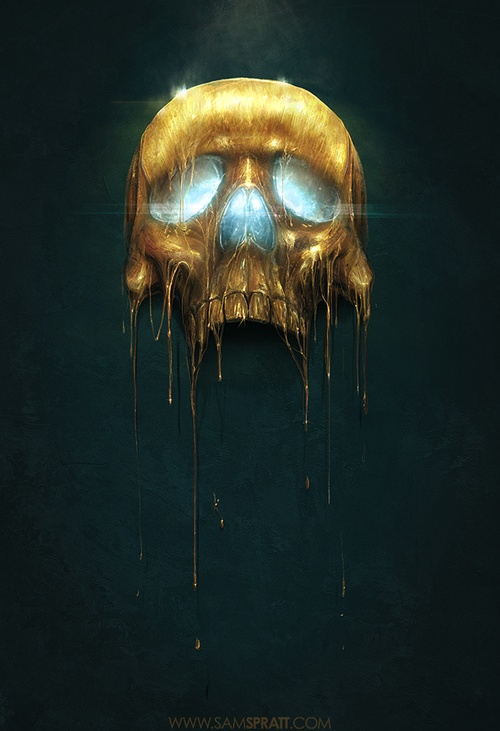 Awesome skull designs, Part 4