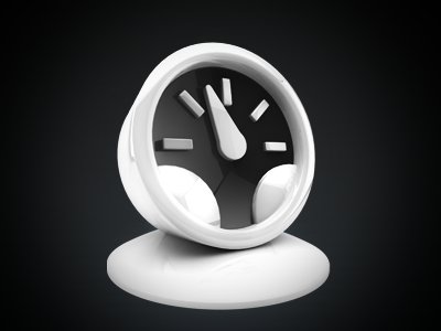 Time Icon by Dash
