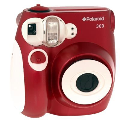 Polaroid 300 Instant Camera - Red (PIC-300R) : Target