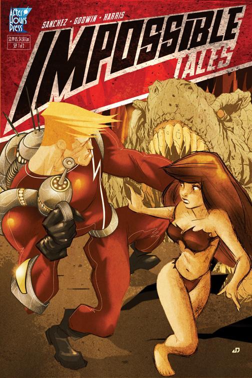 DC Comics / Misc. Cover Art