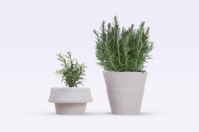 3 | A Pot That Unfolds As Your Plant Grows | Co.Design | business + design