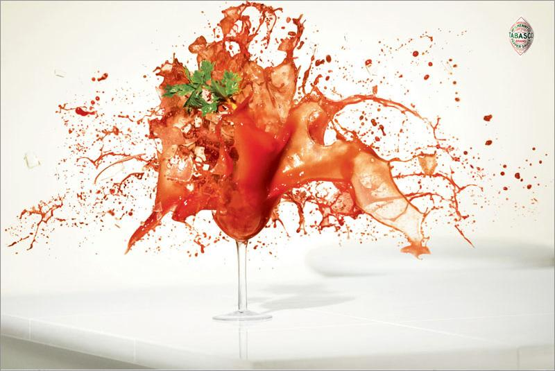 Tabasco - Advertising - Creattica