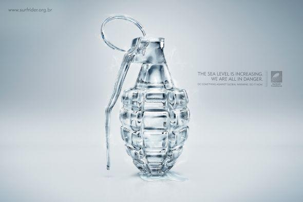 Surfrider - Advertising - Creattica