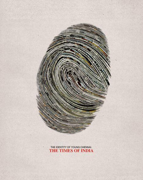 Times India - Advertising - Creattica