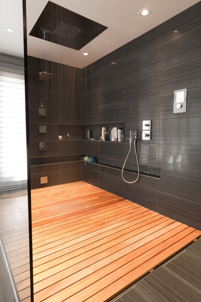 Contemporary Bathroom - contemporary - Bathroom - Ottawa
