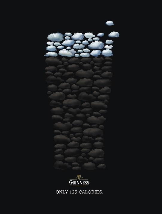 Guinness - Advertising - Creattica