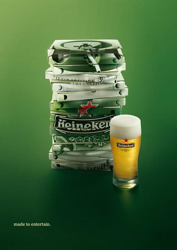Heineken - Advertising - Creattica