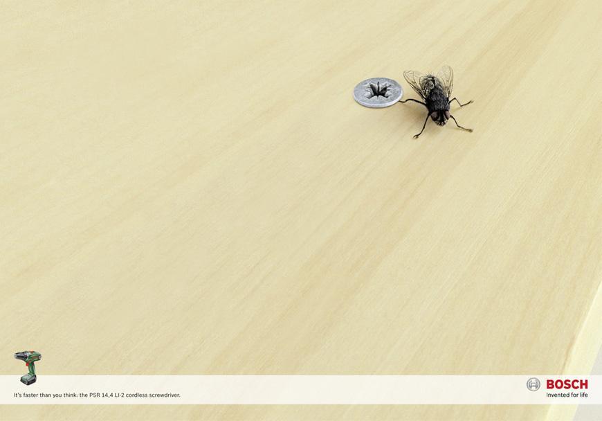 Bosch - Advertising - Creattica