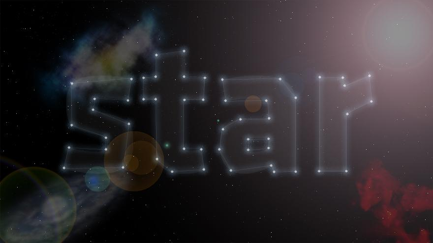 Star Typography - Typography - Creattica
