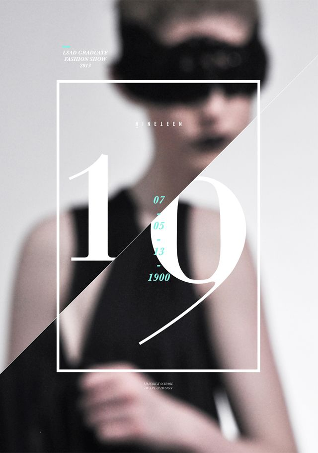 linking to lsad fashion show | Typography and graphic design - colour…
