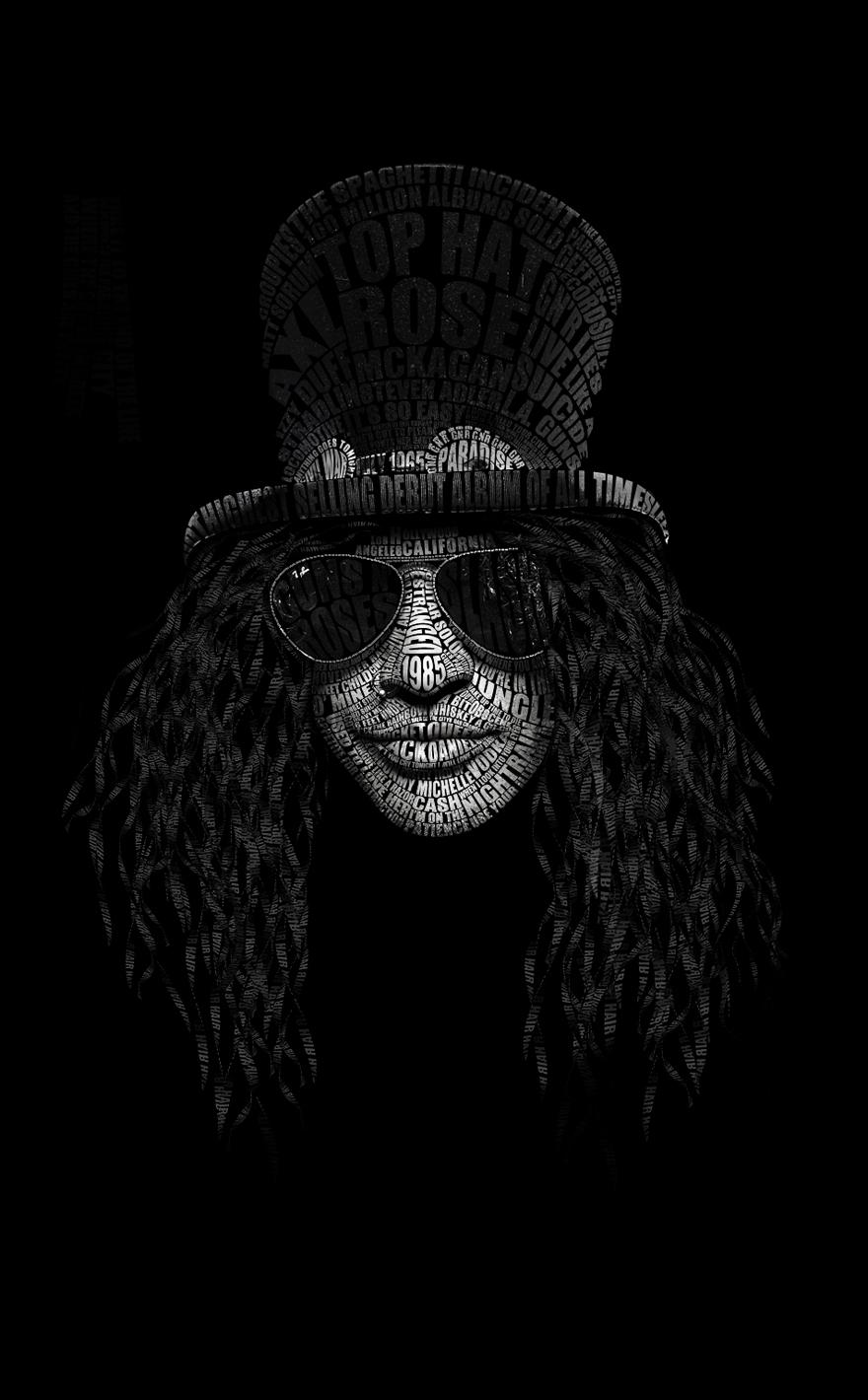 SLASH - Typography - Creattica