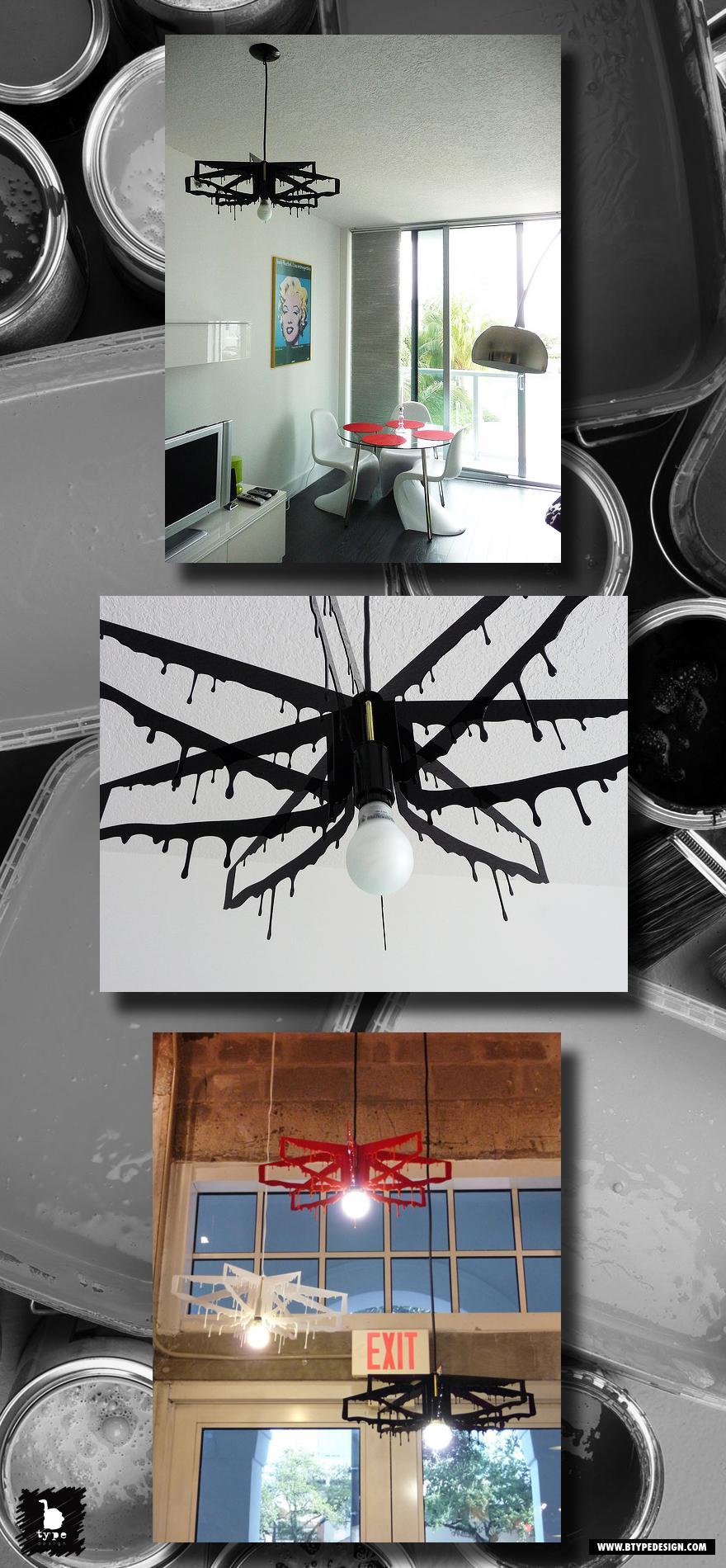 Drip-drip lamp - Product & Industrial Design - Creattica