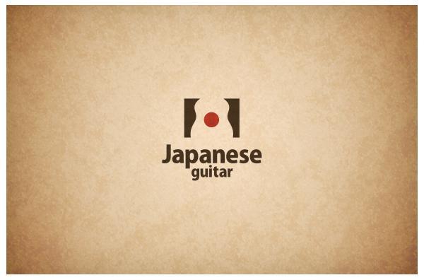Japanese guitar - Logos - Creattica