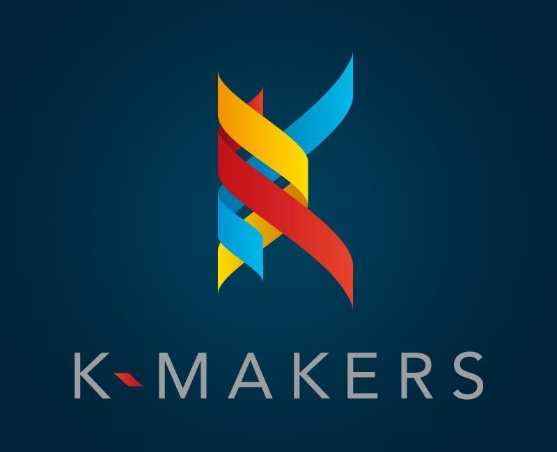 K-Makers - Logos - Creattica