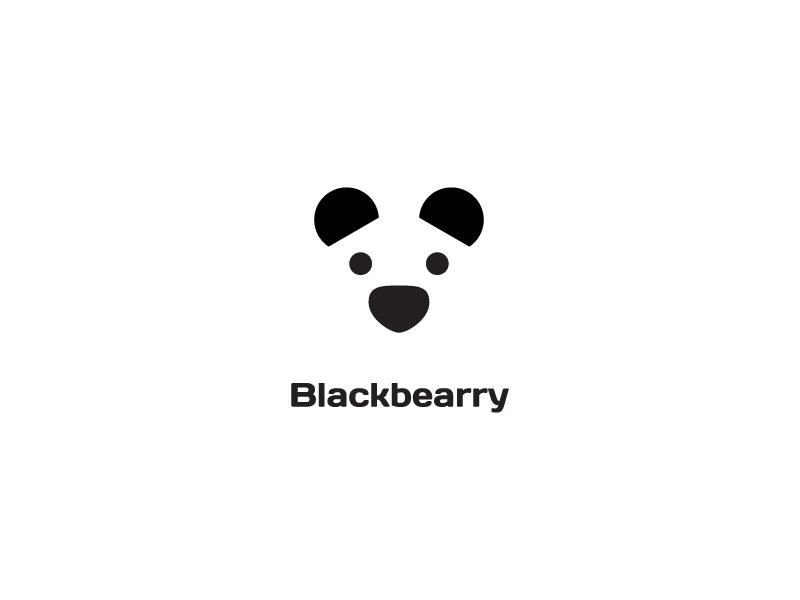 Blackbearry - Logos - Creattica