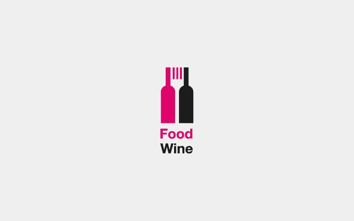 Foot wine - Logos - Creattica
