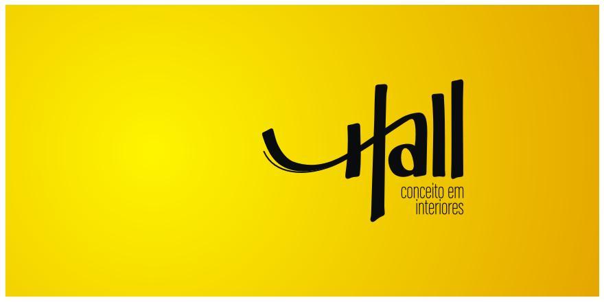 Hall - Conceito em Interiores - Logos - Creattica
