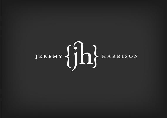 Jeremy Harrison Logotype - Logos - Creattica