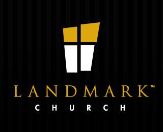 Landmark Church - Logos - Creattica