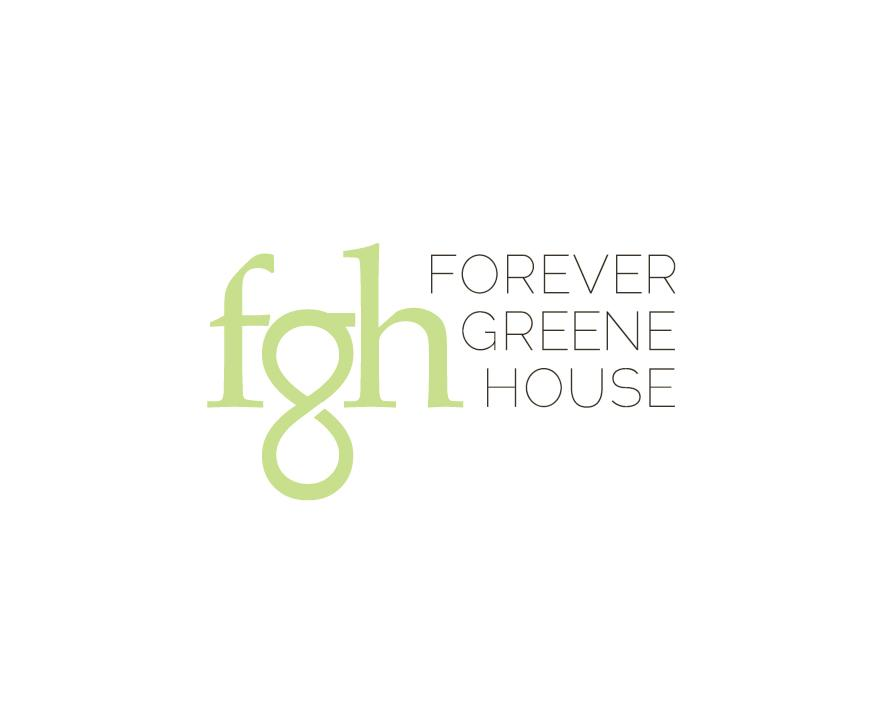 Forever Greene House - Logos - Creattica