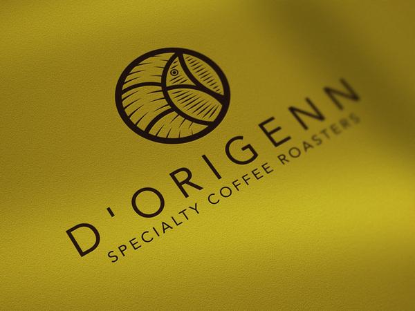 D'Origenn - Logos - Creattica