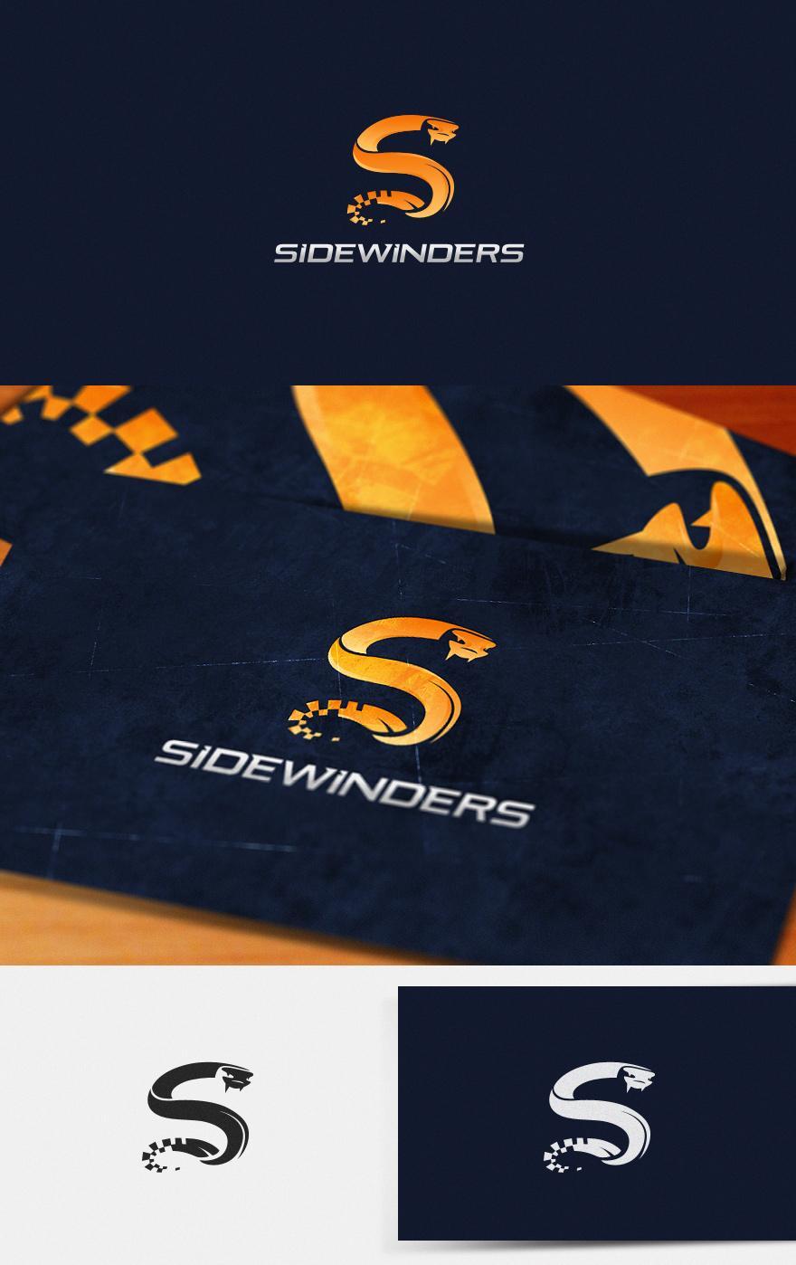 Sidewinders - Logos - Creattica