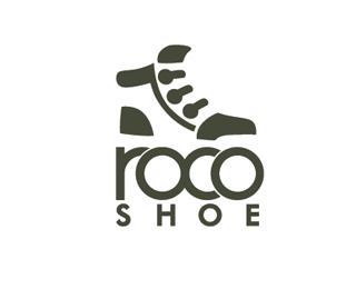 rocoshoe - Logos - Creattica