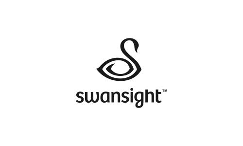 Swansight - Logos - Creattica