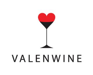 Valenwine - Logos - Creattica