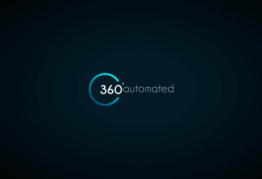 360° Automated - Logos - Creattica