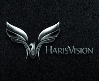 Harisvision Web design - Logos - Creattica