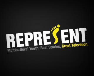 Represent Logo - Logos - Creattica